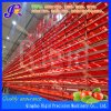 Secador de ondas de luz infravermelha curto para a secagem de Pimenta (tipo correia multi-camadas)