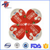 Крышки упаковки еды алюминиевые с UV стерилизацией