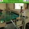Panneau creux de polycarbonate de mur/chaîne de production de expulsion de feuille toiture de Sunglit