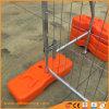 Régua de aço soldadas cerca temporária o gerador de malha de arame