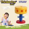 Ende Building Block Toy öffnen für Kids in Chair Shape