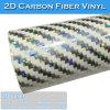 Envío Gratis 2D brillante pegatina de fibra de carbono del coche de Cine Cuerpo