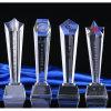 Искусственные оптические Crystal трофей премия в области массовых акций оптовая торговля