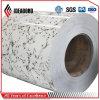 Катушка серебра Ideabond Ae-32A Prepainted щеткой алюминиевая (IDEABOND)