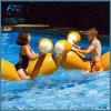 4개 피스 또는 세트 마상 창시합 수영장 부유물 게임 팽창식 수중 스포츠 범퍼 장난감