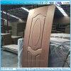 HDFによって形成される構築の装飾的なベニヤのドアの皮