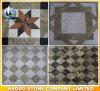 Mattonelle di mosaico Polished dirette della fabbrica di pietra del mosaico