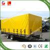 Geteerde zeildoek het van uitstekende kwaliteit van pvc voor de Dekking van de Vrachtwagen