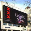 Außen P10 mm LED Billboard Video Advertising-Bildschirm
