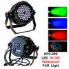 La IGUALDAD del LED puede luz de la IGUALDAD de la prueba del agua 54PCS