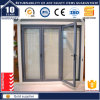 Portello di alluminio interno 6065 Bifolding/Bi-Fold