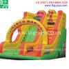 膨脹可能なスライドのジャイアントは販売のための膨脹可能な乾燥した水スライドを滑らせる