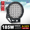 Nieuwe Arrival 12V 9inch 185W Round CREE LED Driving Light voor Offroad