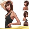 도매 실제적인 모발 제품 Remy 사람의 모발 가발
