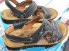 Chaussure de regard intéressante meilleur marché Fh10033 de santal de garçon
