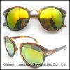 2016 nueva moda Clubmaster gafas de sol lentes de espejo de diseño