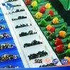 China Fabricação Correia transportadora modular de plástico para produtos hortícolas Frutas