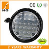 linterna de 7 '' de 5D LED de la linterna accesorios LED del coche