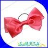 Accessoires de cheveux d'agrafe de cravate d'arc de ruban de qualité de Msd