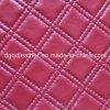 Cuir de relief d'unité centrale de sofa de qualité (QDL-52020)