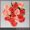 中国の工場Sunwingの実質の接触装飾的な人工花の花輪の作成