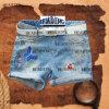 De Korte Geborduurde Jeans van het Denim van de Dames van de manier met Vlinders (HDLJ0012)