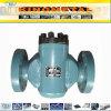 API 6D Válvula de retenção de pressão de alta pressão selada de metal