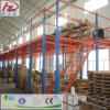 Estructura de acero del almacén resistente aprobado ajustable del Ce