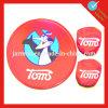 Frisbee гигант логоса ткани складной подгонянный
