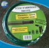 Fibre léger Non-Smell Muti Couleurs jardin en PVC tressé tuyau flexible de l'eau /