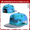 3D impreso embroma los sombreros de encargo de los Snapbacks del casquillo de Hip Hop