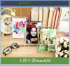 Freesub Heat Press Picture Frame pour sublimation (BL-02)