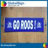 Ventilatori di sport stampati che incoraggiano le bandiere tenute in mano di Scrolling (GHSB-A)