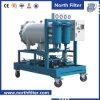 Lyc-J Serie, die Schmierölfilter-Maschine entwässernd verschmilzt