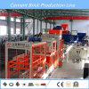 Le béton de ciment automatique machine à fabriquer des briques avec certificat CE