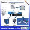 Máquina plástica del fabricante del tubo de la colección de la sangre