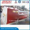 Prensa de batir de doblez hidráulica universal de la placa de acero de carbón W12S-20X2500