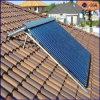 40 grados ángulo de acero inoxidable tubo de calor colector solar