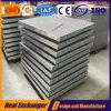 Base de aluminio al por mayor del radiador del refrigerador de petróleo de la aleta de la placa