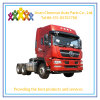 大きい中国Sinotruck Steyr Dm5gの大型トラック340 HP 6X2のトラクター(4.63の速度の比率)