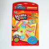 Scratch&Color magique Activity Book avec Color Pencils