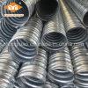 Conductos galvanizados metal de la tensión del poste
