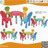 L'éducation préscolaire pour les enfants de la Table ronde en plastique