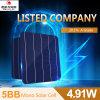 Tongwei TW PV monokristalline Solarzelle mit Leistungsfähigkeit 20.1%