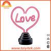 Lámpara de neón modificada para requisitos particulares fluorescente profesional de la muestra del amor del regalo del festival de Hotsale