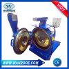 Pnmf el equipo de reciclaje industrial PE PP fresadora tipo disco