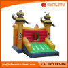 팽창식 Moonwalk 장난감 아이 (T1 032)를 위한 쾌활한 어릿광대 도약자