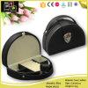 Пользовательское поле ювелирных изделий из кожи очаровательный черного цвета упаковки (8200)
