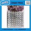 La decoración de cristal de vidrio, con CCC