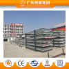 Visible Popluar Frame Unitized Aluminum Curtain Wall